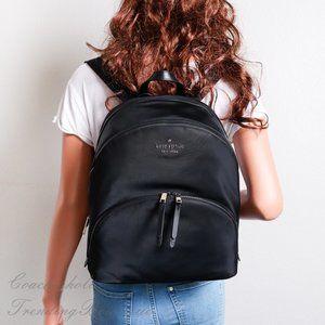 NWT Kate Spade Karissa Nylon Large Backpack
